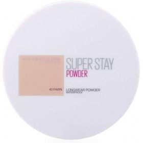 40 Fawn / Cinnamon - Compact Powder Waterproof Superstay 24H by Gemey Maybelline Maybelline 5.99 €