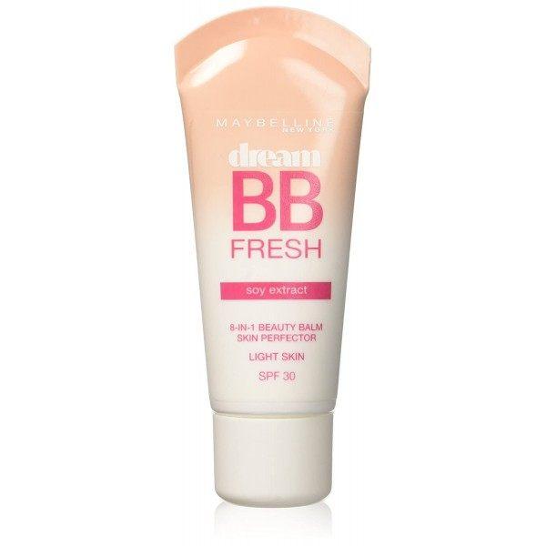 Light / Claire - Fond de teint Dream Fresh BB CREME 8-EN-1 30ML Maybelline Maybelline 5,99€