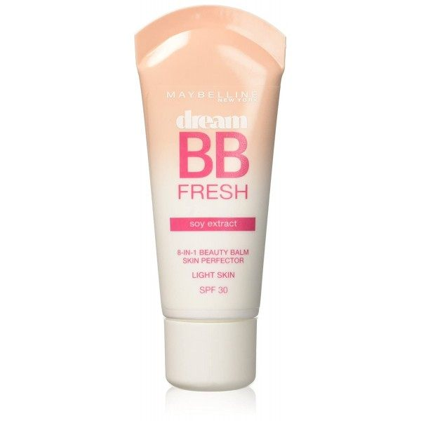 Light Claire - grundierung Dream Fresh BB-CREME 8-IN-1, 30 ML Maybelline