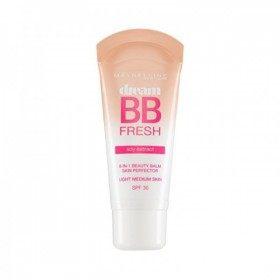 Light Medium - Dream Fresh BB CREME 8-EN-1 Foundation 30ML Maybelline Maybelline 5,99 €