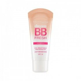 Light Medium - Dream Fresh BB CREME 8-IN-1 Fundazioa 30ML Maybelline Maybelline 5,99 €