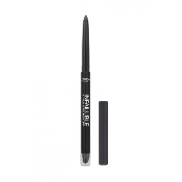 312 Flawless Grey - Onfeilbare Eyeliner 24H van L'Oréal Paris L'Oréal 4,99 €