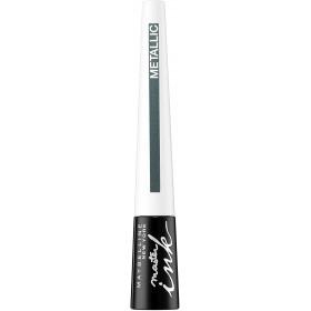 33 Glimmer Green: pinzell per a delineador de tinta líquid metàl·lic de llarga durada per Gemey Maybelline Maybelline 3,99 €