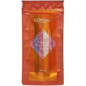 Eye Makeup Routine Set (Black Paradise Mascara + Black Parfect Slim Felt Eyeliner) di L'Oréal Paris L'Oréal 9,99 €