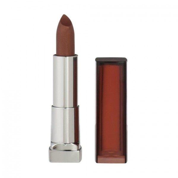 775 Copper Brown - lippenstift presse / pressemitteilungen Maybelline Color Sensational presse / pressemitteilungen Maybelline