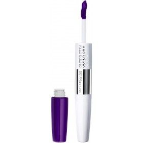 800 Purple Fever - Superstay Color 24h Lipstick by Gemey Maybelline Maybelline 5.99 €
