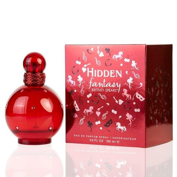 Fantasy HIDDEN Eau de Parfum Woman 100ml by Britney Spears Britney Spears 29.99 €