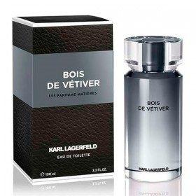 Bois de Vétivier - Eau de Toilette Homme 50ml de Karl Lagarfeld Karl Lagerfeld 29,99€