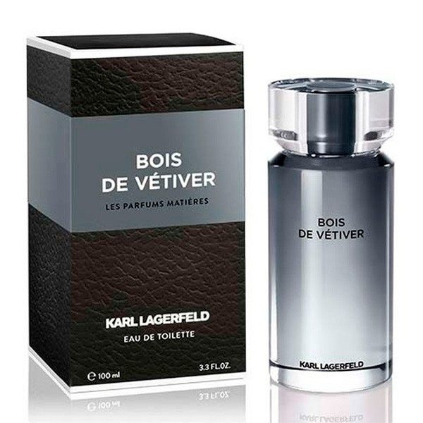 Bois de Vétivier - Eau de Toilette for Men 50ml by Karl Lagarfeld Karl Lagerfeld 29.99 €