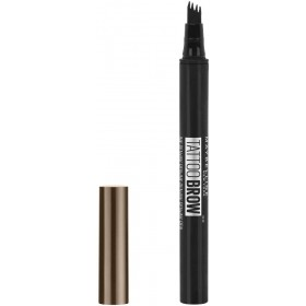 120 Medium Brown - Tattoo BROW Pennarello per sopracciglia di Gemey Maybelline Maybelline 4.99 €