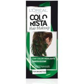 GreenHair ( Vert ) - Coloration temporaire Colorista Hair Makeup de L'Oréal Paris L'Oréal 3,99€