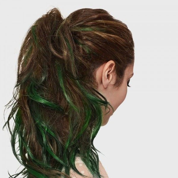 GreenHair ( Vert ) - Coloration Éphémère Colorista Hair Makeup de L'Oréal Paris L'Oréal 2,99 €