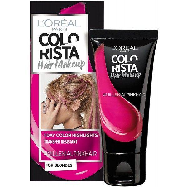 MillenialPinkHair (Rose) - L'Oréal Paris L'Oréal Paris Colorista Hair Makeup Temporary Coloring 3,99 €