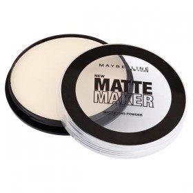 10 Boli Klasikoa - Matifera Hautsa MATTE MAKER by Gemey Maybelline Maybelline 5,99 €