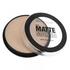 30 Natural Beige - Mattifying Powder MATTE MAKER de Gemey Maybelline Maybelline 5,99 €