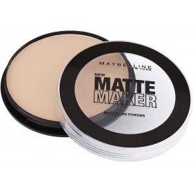 50 Sun Beige - Mattifying Powder MATTE MAKER by Gemey Maybelline Maybelline 5.99 €