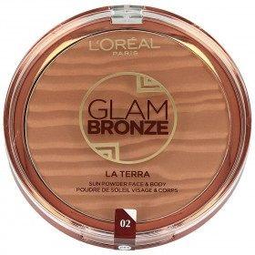 02 Capri Naturale - La Terra Sonnenpulver Glam Bronze Gesicht und Körper von L'Oréal Paris L'Oréal 8,99 €