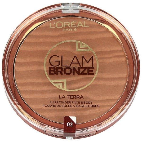 02 Capri Naturale - La Terra Sun Powder Glam Bronze Face and Body by L'Oréal Paris L'Oréal 8.99 €