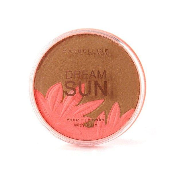 10 Bronzed Tropics - Duo Poudre Bronzante + Blush Dream Sun de Gemey Maybelline Maybelline 4,99€