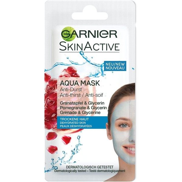 Garnier Garnier Anti-Thirst Pomegranate & Glycerin Face Mask € 1.99
