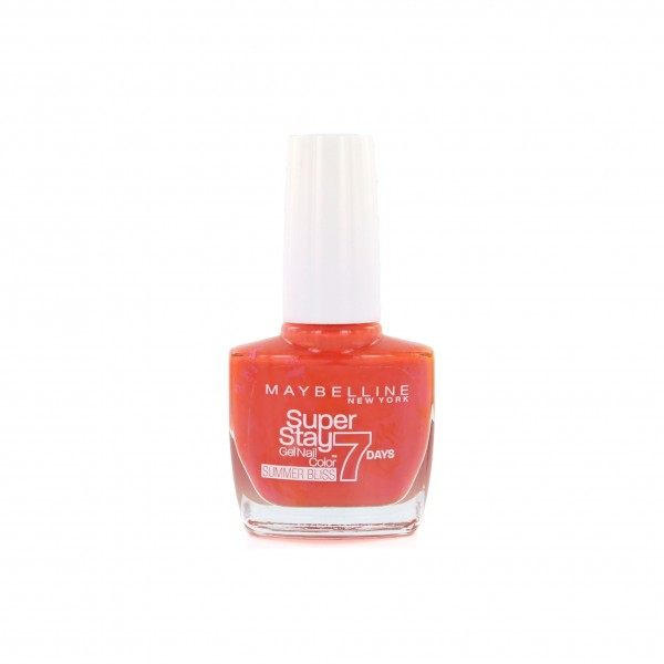 872 Red Hot Gataway - Vernis à Ongles Strong & Pro / SuperStay Gemey Maybelline Maybelline 1,49 €