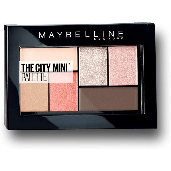 430 Downtown Sunrise - Mini paleta de sombras de ojos The City Maybelline New York Maybelline 5,99 €
