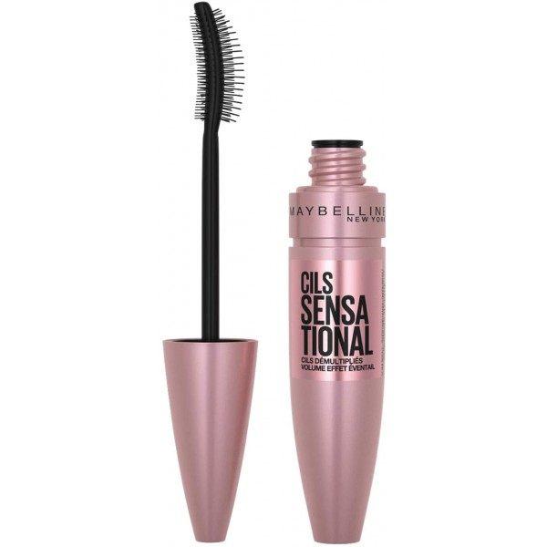 Intense Black - Sensational Eyelash Mascara by Gemey Maybelline Maybelline 5.99 €