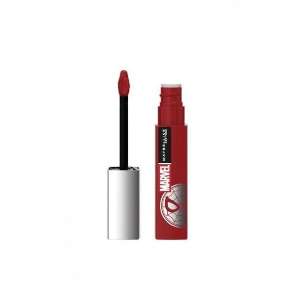 20 Pionner - Rouge à Lèvres SuperStay MATTE INK Edition MARVEL de Maybelline New York Maybelline 4,99€