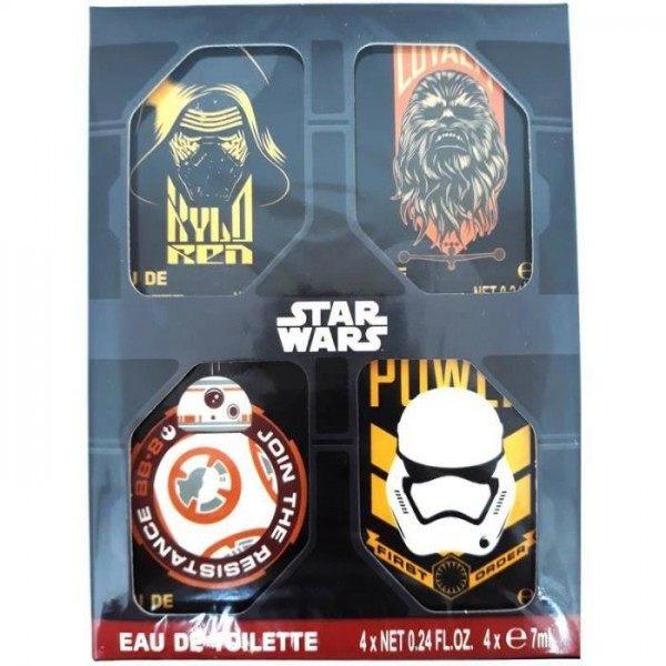 Capsa de 4 Perfums (Eau de Toilette) 7ml Star Wars infantils Star Wars 4,99 €