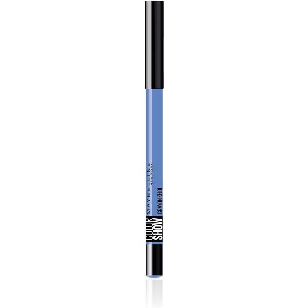 Trousse l'Echappée Belle d'Une Nuit Eau de Toilette 75 ml de Eau Jeune + EyeLiner Colorshow Beauty Blue Maybelline Eau Jeune ...