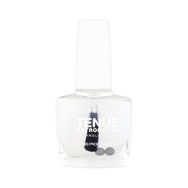 25 Basic Transparent Nail Polish Strong & Pro Gemey Maybelline Gemey Maybelline 8,50 €