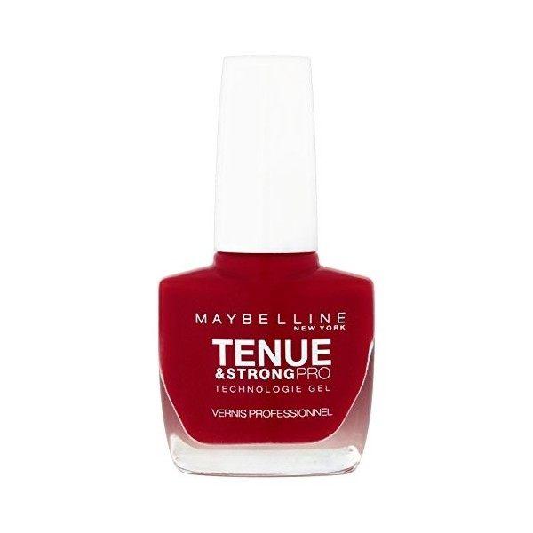 06 Vermell - Vernís D'Ungles Fortes I Pro Gemey Maybelline Gemey Maybelline 7,90 €