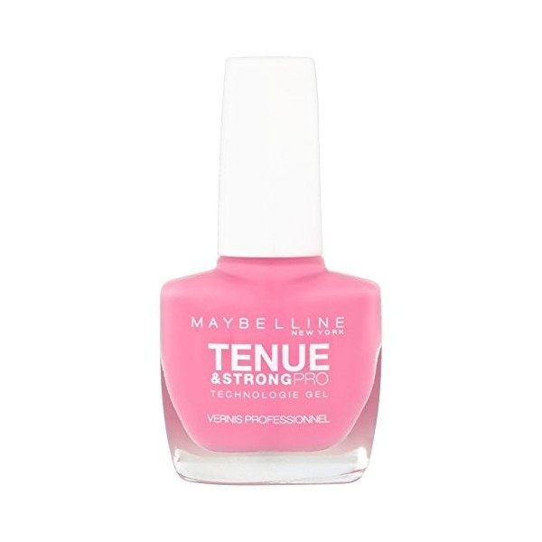 125 Enduring Pink - Vernis à Ongles Strong & Pro Gemey Maybelline Gemey Maybelline 2,49 €