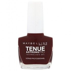 287 Rouge Couture - Nail Polish Strong & Pro Gemey Maybelline Gemey Maybelline 7,90 €