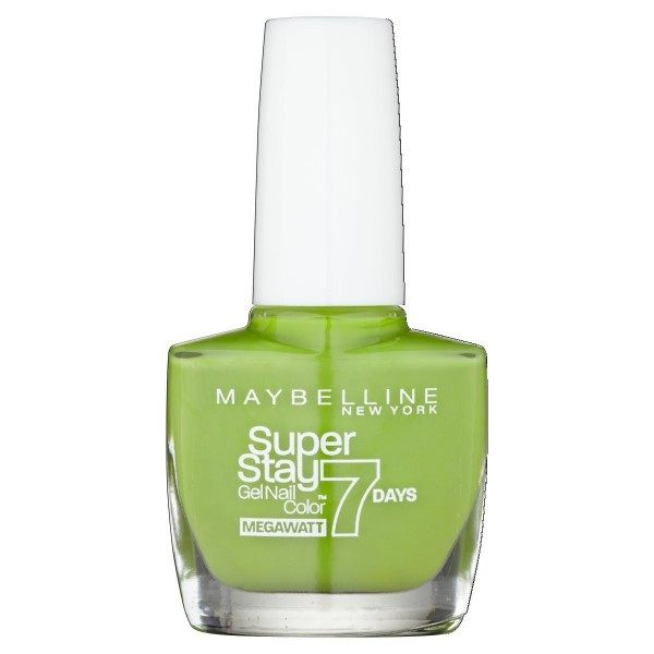 660 Lime Me Up - Vernis à Ongles Strong & Pro Gemey Maybelline Maybelline 0,99€