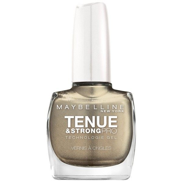 735 Gold all night - Nail Polish Strong & Pro Gemey Maybelline Gemey Maybelline 7,90 €