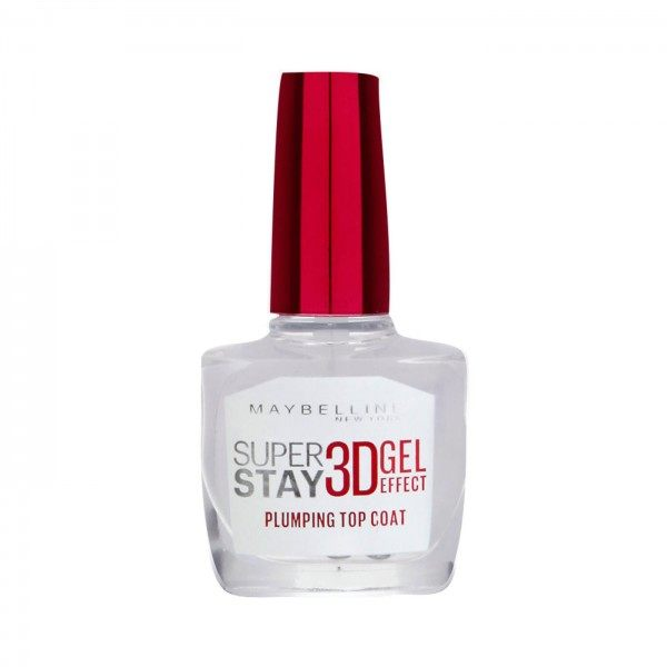 Top Coat 3D Gel effect - Vernis à Ongles Strong & Pro Gemey Maybelline Maybelline 2,99 €