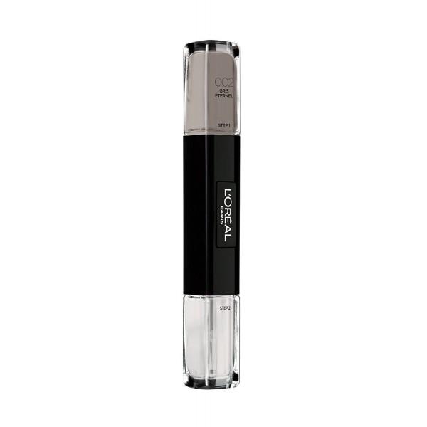 002 Grau-Herr - Nagellack Color riche unfehlbare Gel duo l 'Oréal l' Oréal 14,95 €