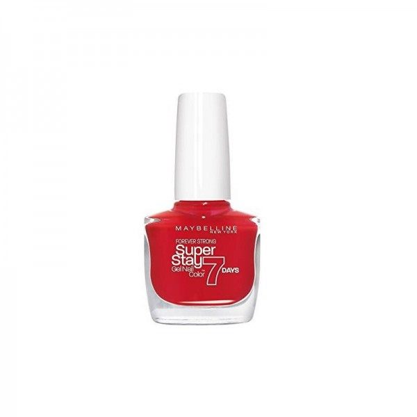 08 Rouge Passion - Vernis à Ongles Strong & Pro / SuperStay Gemey Maybelline Gemey Maybelline 2,49€