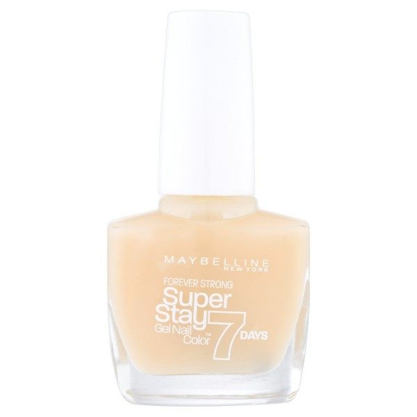 76 French Manicure - Vernis à Ongles Strong & Pro / SuperStay Gemey Maybelline Gemey Maybelline 7,90€