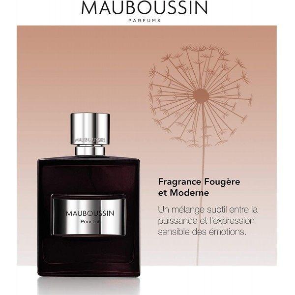 Mauboussin Pour Lui - Eau de Parfum for Men 100ml by Mauboussin Mauboussin 34.99 €