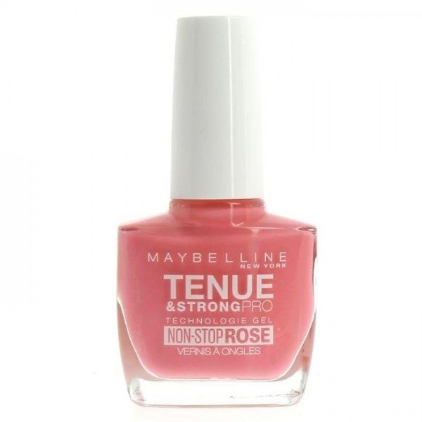 140 Rose Rapture - Vernis à Ongles Strong & Pro / SuperStay Gemey Maybelline Gemey Maybelline 7,90 €