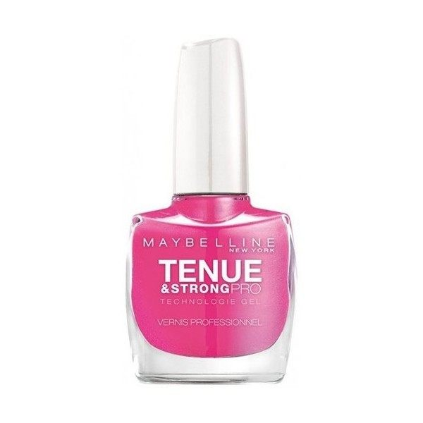 160 Magenta Surge - Vernis à Ongles Strong & Pro / SuperStay Gemey Maybelline Gemey Maybelline 2,49 €