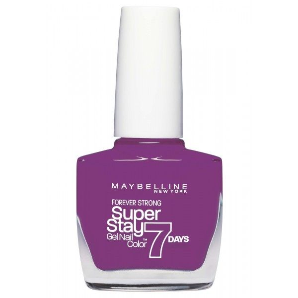 230 Berry Stain - Vernis à Ongles Strong & Pro / SuperStay Gemey Maybelline Gemey Maybelline 1,49€
