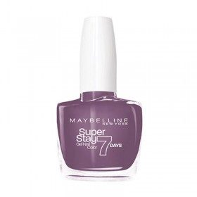 255-Purple - Nail Varnish Strong & Pro / SuperStay Gemey Maybelline Gemey Maybelline 7,90 €