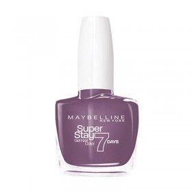 255-Purple - Nail Varnish Strong & Pro / SuperStay Gemey Maybelline Gemey Maybelline 7,90 €