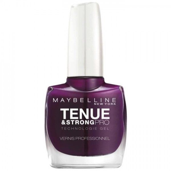 270 Ever Burgundi - Vernis à Ongles Strong & Pro / SuperStay Gemey Maybelline Gemey Maybelline 7,90 €