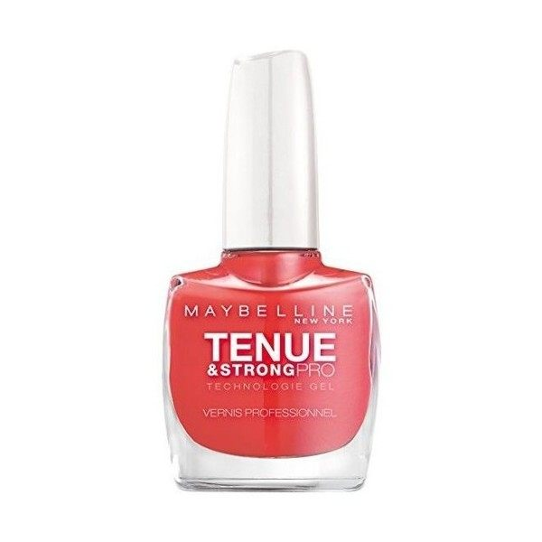 490 Rose Salsa - Vernis à Ongles Strong & Pro / SuperStay Gemey Maybelline Maybelline 1,99 €