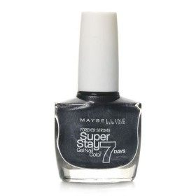 815 Carbon grey - Nail Polish Strong & Pro / SuperStay Gemey Maybelline Gemey Maybelline 7,90 €