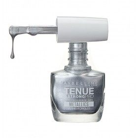 881 Silver satin - Varnish Nails Strong & Pro / SuperStay Gemey Maybelline Gemey Maybelline 7,90 €